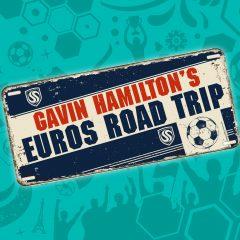 GAVIN HAMILTON'S EUROS ROAD TRIP