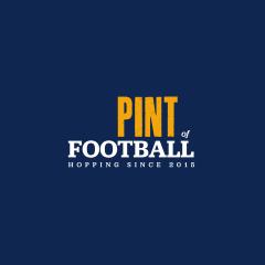 Pint of Football