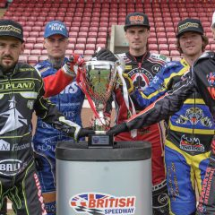 Speedway welcomes fans back to Belle Vue.
